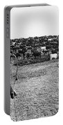 Kansas: Cattle, C1900 Portable Battery Charger