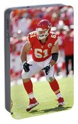 Kansas City Chiefs Portable Battery Charger