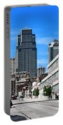 Kansas City Cross Roads Portable Battery Charger