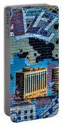 Kansas City Jazz Mural Portable Battery Charger