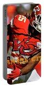 Kareem Hunt, Kansas City Chiefs Portable Battery Charger