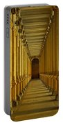 Karlovy Vary Colonnade Portable Battery Charger