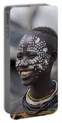 Karo Tribe Female Portable Battery Charger