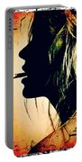 Kate Moss Portable Battery Charger
