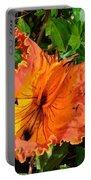 Kauai Hibiscus Portable Battery Charger