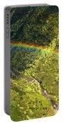 Kauai Rainbow Portable Battery Charger
