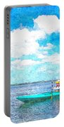 Kayak Lesson Portable Battery Charger