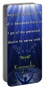 Kaypacha's Mantra 12.9.2015 Portable Battery Charger