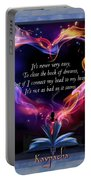 Kaypacha's Mantra 5.26.2015 Portable Battery Charger