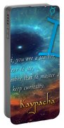 Kaypacha's Mantra 6.10.2015 Portable Battery Charger