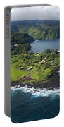 Keanae Peninsula Aerial Portable Battery Charger