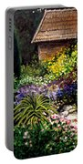 Keeper Of The Garden Portable Battery Charger