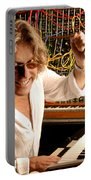 Keith Emerson By Gene Martin Portable Battery Charger