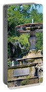 Kenan Memorial Fountain Portable Battery Charger