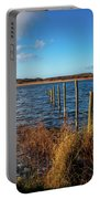Kenfig Pool In Wales Portable Battery Charger