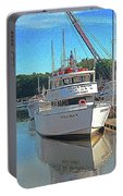 Kennebunk, Maine - 2 Portable Battery Charger