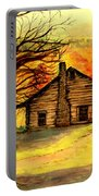 Kentucky Cabin Portable Battery Charger