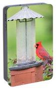 Kentucky Cardinal  Portable Battery Charger