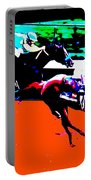 Kentucky Derby Portable Battery Charger