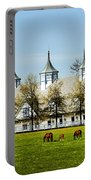 Revised Kentucky Horse Barn Hotel 2 Portable Battery Charger