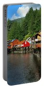 Ketchikan Creek Portable Battery Charger