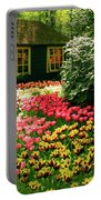 Keukenhof's Tulips Portable Battery Charger