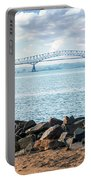 Key Bridge From Ft Smallwood Pk Portable Battery Charger