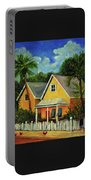 Key West Cottage Portable Battery Charger
