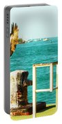 Key West Landing Portable Battery Charger