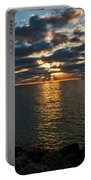 Key West Sunset 10 Portable Battery Charger