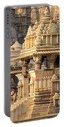 Khajuraho Temple, Chhatarpur District Portable Battery Charger