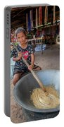Khmer Girl Makes Sugar Cane Candy Portable Battery Charger