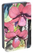 Kiahuna Orchids Portable Battery Charger