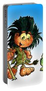 Kid Troll Portable Battery Charger