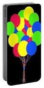 Kids Korner Balloons Portable Battery Charger