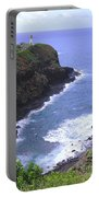 Kilauea Lighthouse And Bird Sanctuary Portable Battery Charger