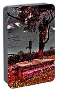 Kilkeasy Water Well, Evening Time Portable Battery Charger