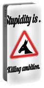 Killing Bigstock Donkey 171252860 Portable Battery Charger