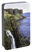 Kilt Rock On The Isle Of Skye Portable Battery Charger