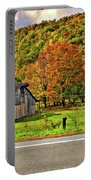 Kindred Barns Portable Battery Charger