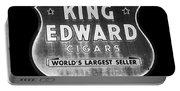 King Edward Cigars Portable Battery Charger