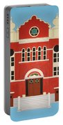 King Edward Street Shul Portable Battery Charger
