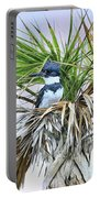 King Fisher Palm Portable Battery Charger