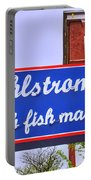 King Of Fish Fish Market  Portable Battery Charger