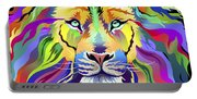 King Of Techinicolor Variant 1 Portable Battery Charger