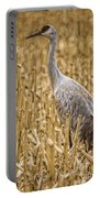 King Of The Delta Cornfield Portable Battery Charger
