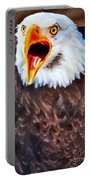 King Of The Raptors Portable Battery Charger