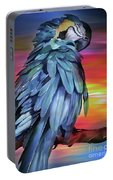King Parrot 01 Portable Battery Charger