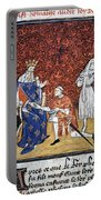 King Philip Iv Of France Portable Battery Charger