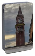 King Street Station Clock Tower Portable Battery Charger
